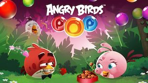 Trucchi Angry Birds POP Bubble Shooter