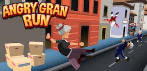 Angry Gran Run Running Game trucchi ios android
