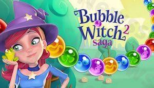 Trucchi Bubble Witch 2 Saga