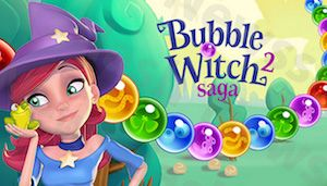 Bubble Witch 2 Saga trucchi ios android facebook gratis