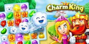 Trucchi Charm King compatibili mobile e Facebook