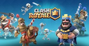 Clash Royale trucchi per iOS e Android