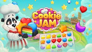 Cookie Jam trucchi vite monete gratis ios android facebook