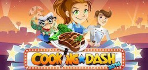Cooking Dash 2016 trucchi monete oro gratis