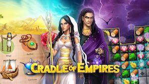 Cradle of Empires cristalli infiniti gratis ios android