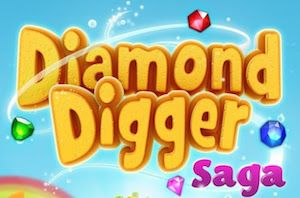 Diamond Digger Saga trucchi vite lingotti oro gratis