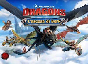 Dragons L'ascesa di Berk Trucchi