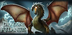Dragons of Atlantis trucchi ios android