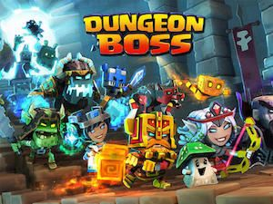 Dungeon Boss gemme oro gratis ipa apk ios android