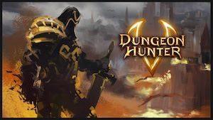 Trucchi Dungeon Hunter 5 per mobile