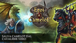 Eroi di Camelot trucchi iphone android ipa apk guida