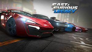 Trucchi Fast & Furious Legacy