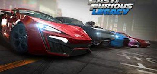 Fast & Furious Legacy trucchi ios android ipa apk