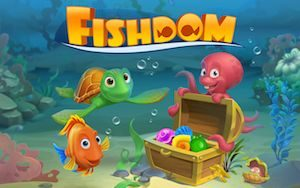 Fishdom trucchi ios android gioco 2016 iphone