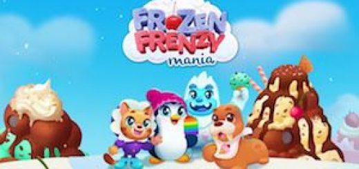 Frozen Frenzy Mania trucchi gemme vite infinite