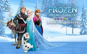 Frozen Lampi di Gemme trucchi ios android