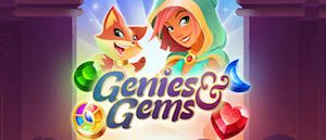Genies & Gems vite monete mosse gratis infinite illimitate
