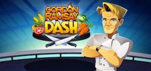 Gordon Ramsay DASH oro monete provviste gratis ios android