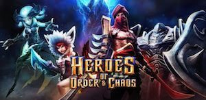 Trucchi Heroes of Order & Chaos