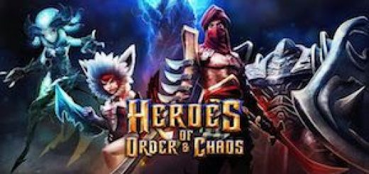 Heroes of Order & Chaos trucchi ios android