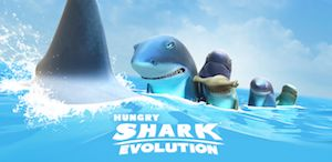 Hungry Shark Evolution trucchi ios android gemme monete gratis