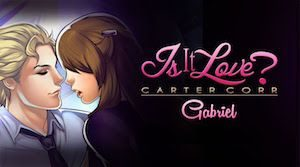 Trucchi Is it Love Gabriel (Otome : gioco d'amore)