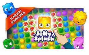 Jelly Splash trucchi ios android gratis