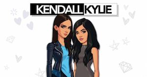 Kendall and Kylie trucchi ios android ipa apk gemme soldi