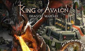 King of Avalon Dragon Warfare trucchi ios android