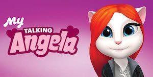 Trucchi La Mia Talking Angela