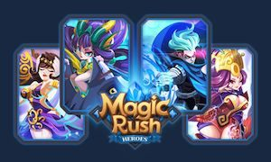 Trucchi Magic Rush Heroes – IPA APK