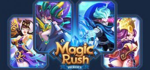 Magic Rush Heroes trucchi diamanti infiniti gratis