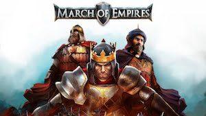 Trucchi March of Empires – oro gratis!