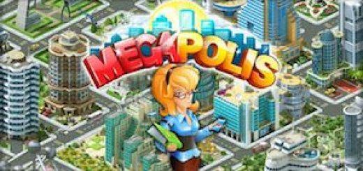 Megapolis trucchi ios android windows phone facebook 2016 gratis
