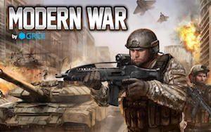 Trucchi Modern War – oro e soldi gratis!