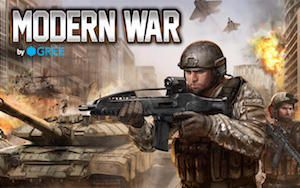 Modern War trucchi ios android soldi oro
