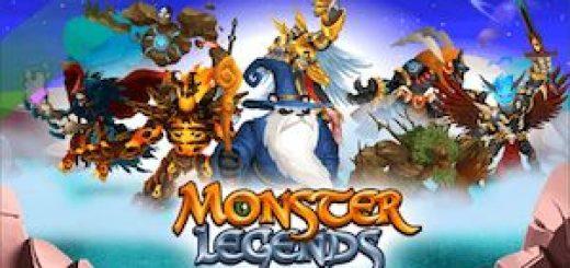 Monster Legends Mobile trucchi sempre aggiornati italiano
