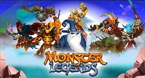 Monster Legends Mobile trucchi sempre aggiornati italiano