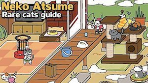 Trucchi Neko Atsume Kitty Collector