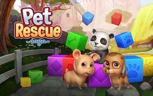 Pet Rescue Saga lingotti oro gratis vite infinite