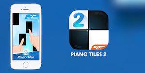Piano Tiles 2 trucchi gratis ios android windows phone 2016