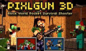 Trucchi Pixel Gun 3D – gemme e monete gratis!