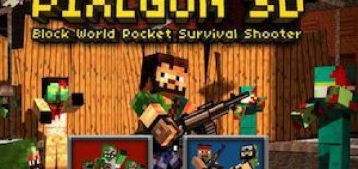 Pixel Gun 3D trucchi gemme monete gratis