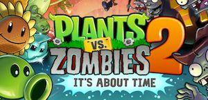 Plants vs Zombies 2 trucchi gemme monete soli gratis ios android