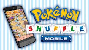 Pokemon Shuffle Mobile trucchi ios android gratis 2016