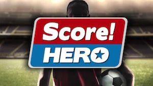 Trucchi Score Hero – Funzionanti per iOS e Android