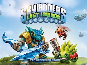 Trucchi Skylanders Lost Islands