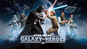 Trucchi Star Wars Gli eroi della galassia