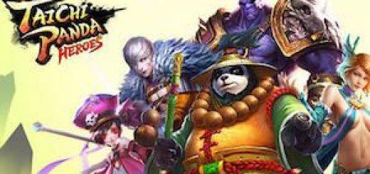 Taichi Panda Heroes diamanti oro gratis ios android