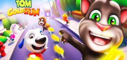 Talking Tom Corsa all oro trucchi ios android windows phone